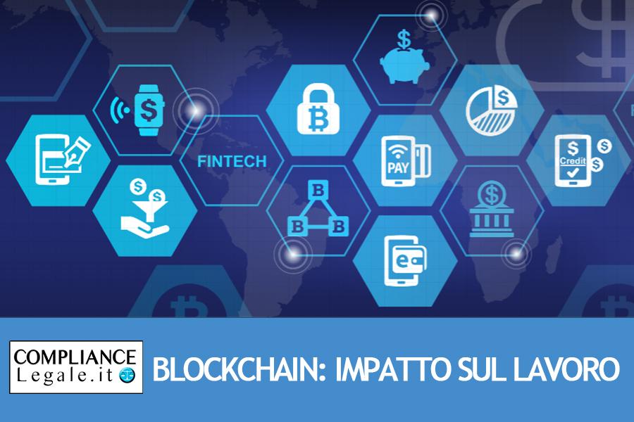 Blockchain: impatto sulle professioni lavorative del futuro.