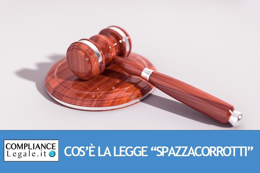 Legge Spazzacorrotti: cos'è? L'impatto del nuovo decreto anticorruzione sul D.lgs 231/2001