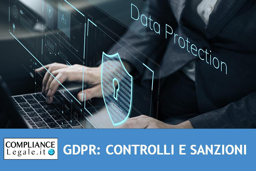 GDPR: perchè adeguarsi? Al via controlli e sanzioni del 2019 previste dal codice.
