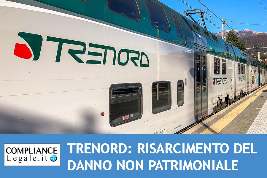 Trenord: risarcimento danno non patrimoniale nella Class Action.